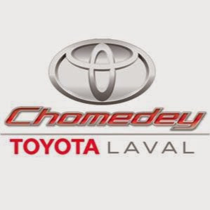 Chomedey Toyota Laval Twitter Facebook Logo